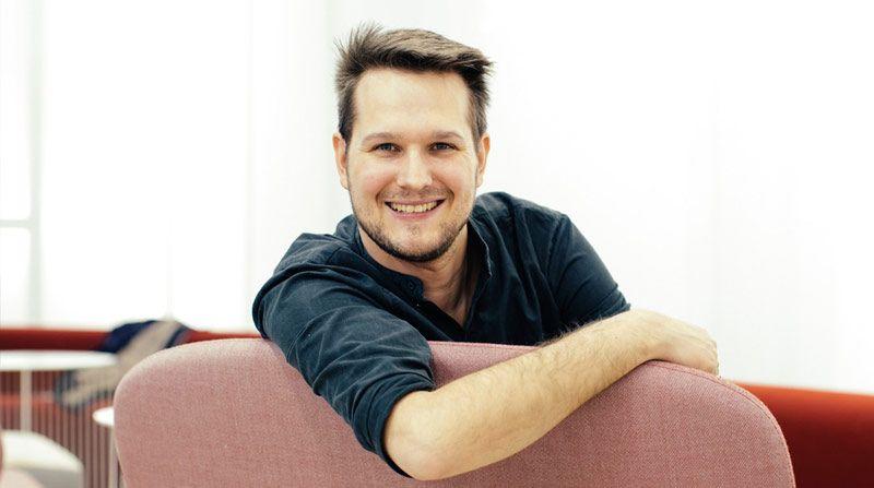 Diseñadores famosos Sebastian Hekner