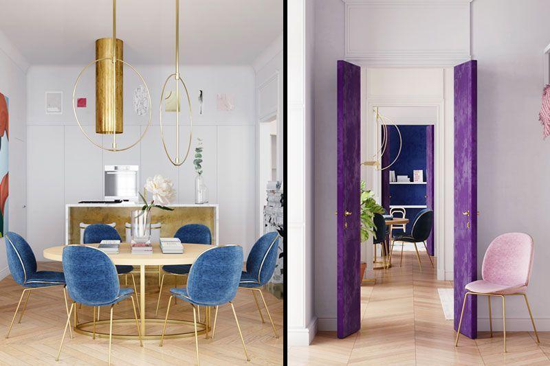 Artista y diseñador de muebles Harry Nuriev