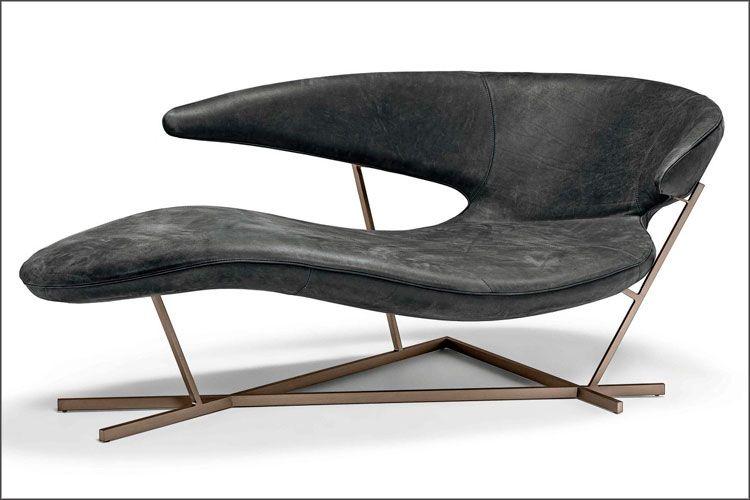 Chaise longue de diseño