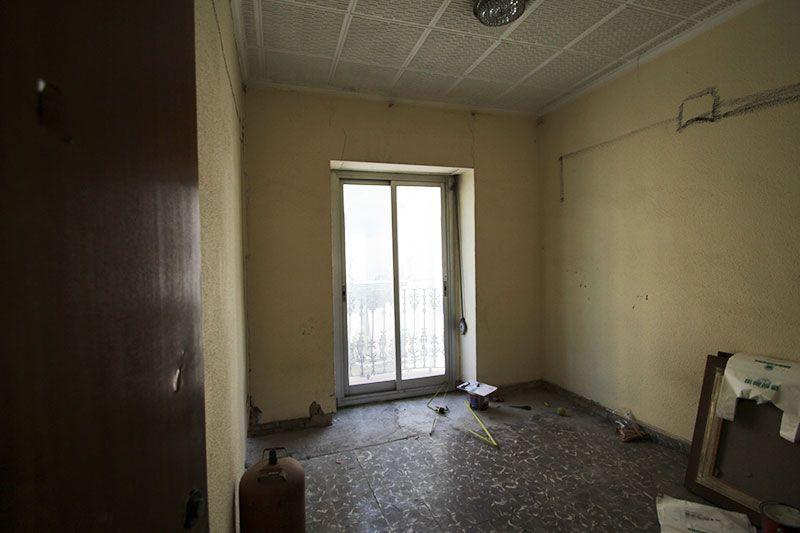 Estado previo a la reforma de un piso mediterráneo