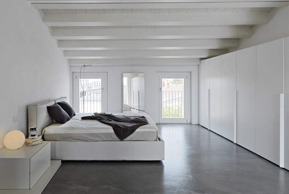 Kasten voor de slaapkamer Inbouwkasten of
