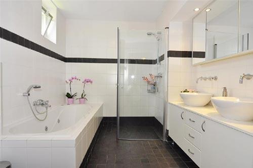 Badkamer ideen van interieurstylist Stine Langvad