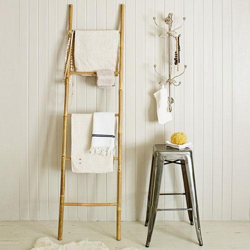 10x Decoratie ladder  Interieur inrichting