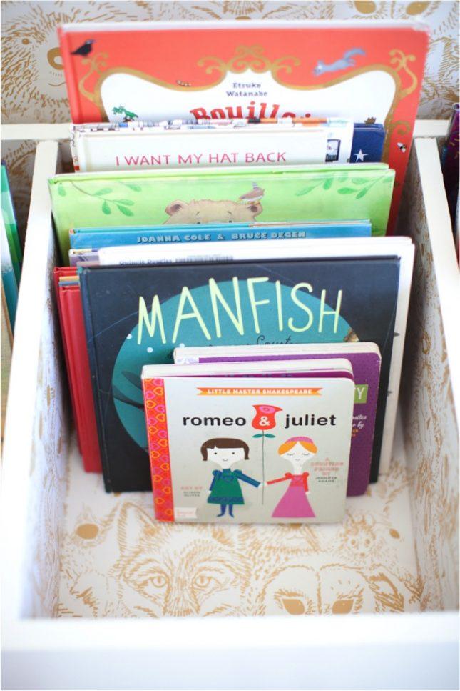 DIY boekenbak voor de kinderkamer  Interieur inrichting