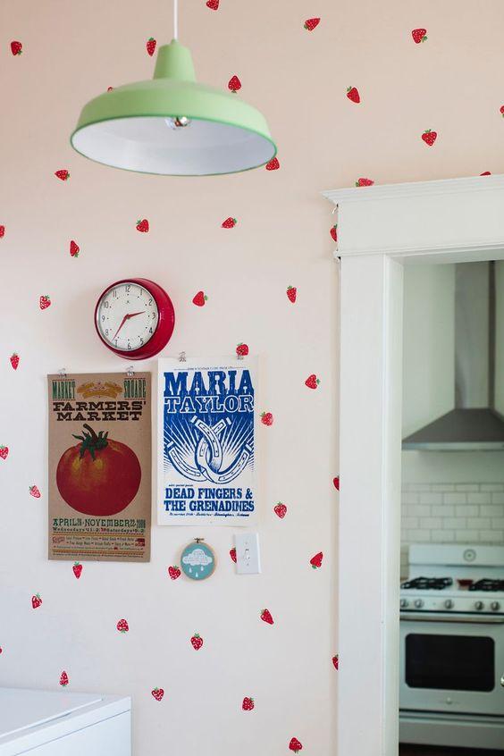 Fruit in je interieur  Interieur inrichting