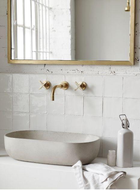 12x Gouden spiegel  Interieur inrichting