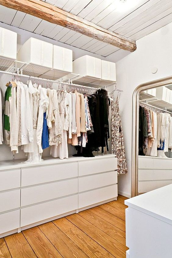 IKEA Malm ladekasten  Interieur inrichting