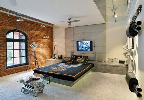Slaapkamer  Interieur inrichting  Part 6