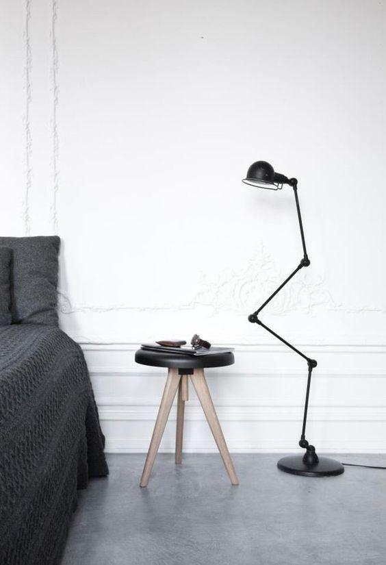Ode aan de Jielde lamp  Interieur inrichting