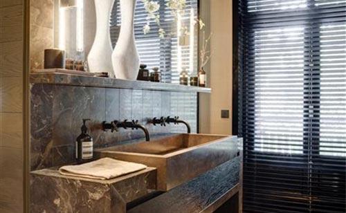 Luxe interieur ontwerp in herenhuis  Interieur inrichting