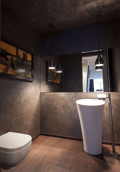 Toilet  Interieur inrichting  Part 7