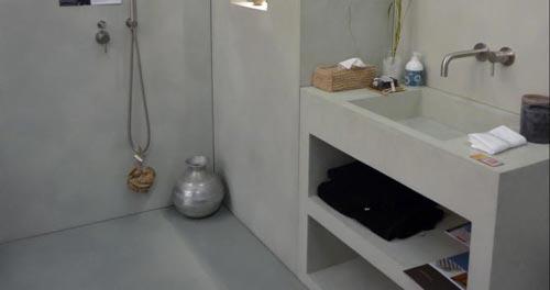 betonstuc badkamer kosten - boisholz, Badkamer