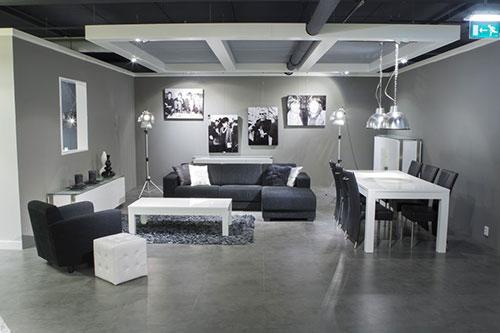 Sanders meubelstad  Interieur inrichting