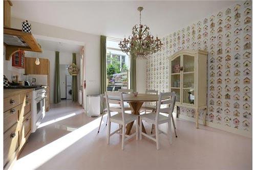 Sfeervolle vintage keuken  Interieur inrichting