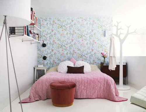 Slaapkamer Behang Ideeen