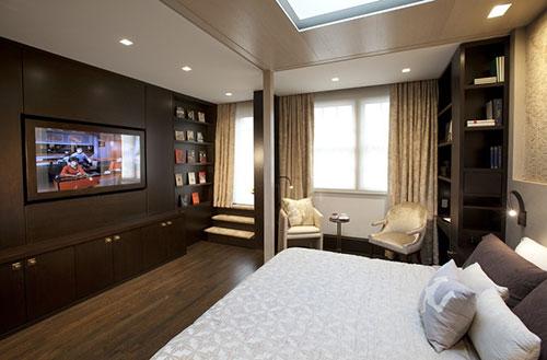 Luxe Slaapkamer ideen uit New York  Interieur inrichting