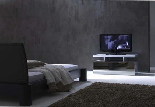 10x Slaapkamer TV ideen  Interieur inrichting