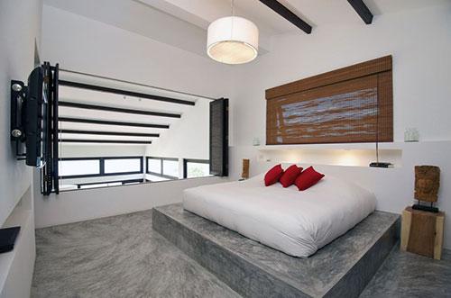 Slaapkamer vloer ideen  Interieur inrichting