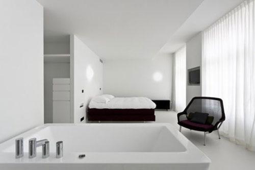 Slaapkamer ideen van hotels  Interieur inrichting