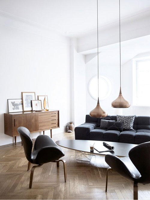 Woonkamer lamp  Interieur inrichting