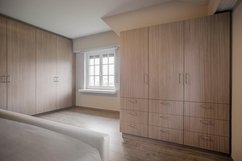 Complete slaapkamers op maat van uw schrijnwerker