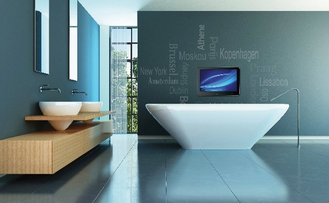 vliesbehang in badkamer pics photos plafond badkamer verven welke, Badkamer