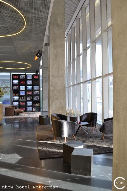 "Rotterdam + the nhow hotel | de ""Rotterdam "" | The new Design hotspots"