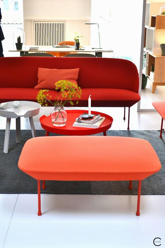 OSLO sofa | Muuto at C-More interieuradvies.blogspot.nl