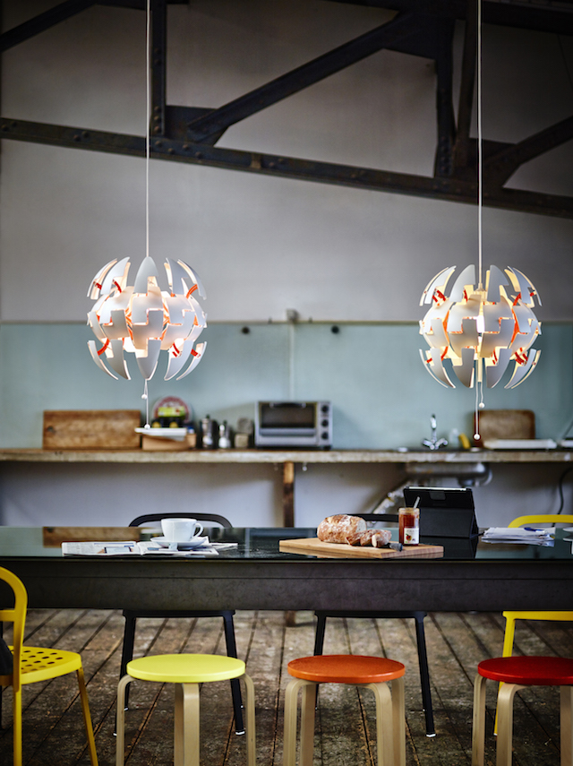 Red Dot Award for IKEA PS2014 pendant lamp