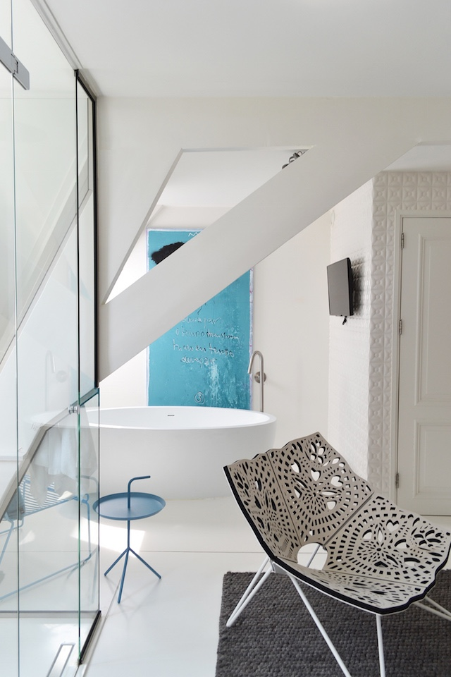 Jee-O bath shower wellness spa Design bathroom Manna awardwinning Design Hotel NL 27