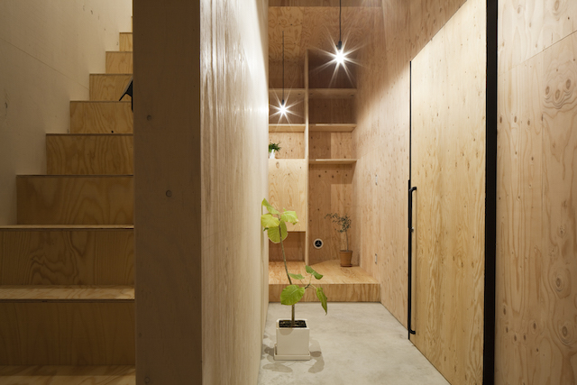 mA-style architects Ant house © Photo: Kai Nakamura