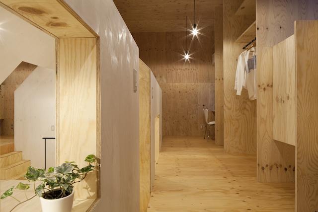 mA-style architects Ant house © Photo: Kai Nakamura