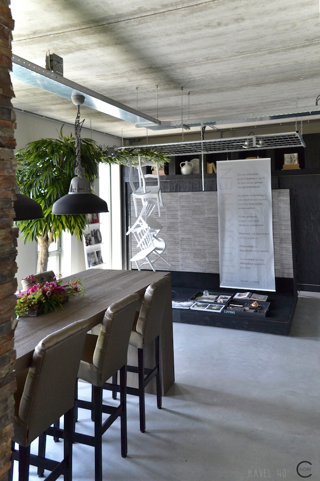 Beatrijs La Garde Interieurprojecten | Kavel 40 Ravenstein NL | photos © by C-More | bespreek tafel