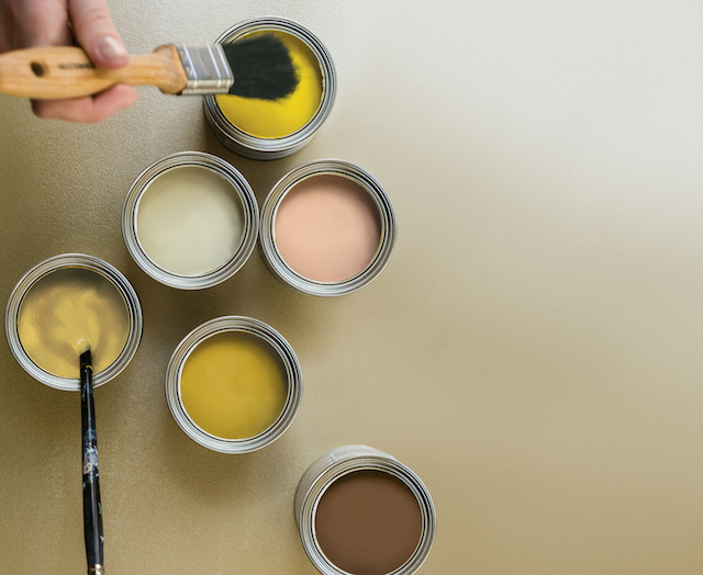 Color trend 2016 | Ochre Gold | CF16 | Colour Futures Kleur trend 2016 | Oker goud | Flexa