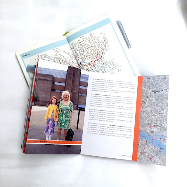 London 100 procent city guide and journal by C-More 6