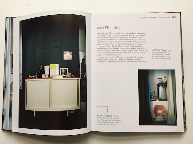 Decorating With Style   Abigail Ahern   Book Review by C-More interiorblog 13