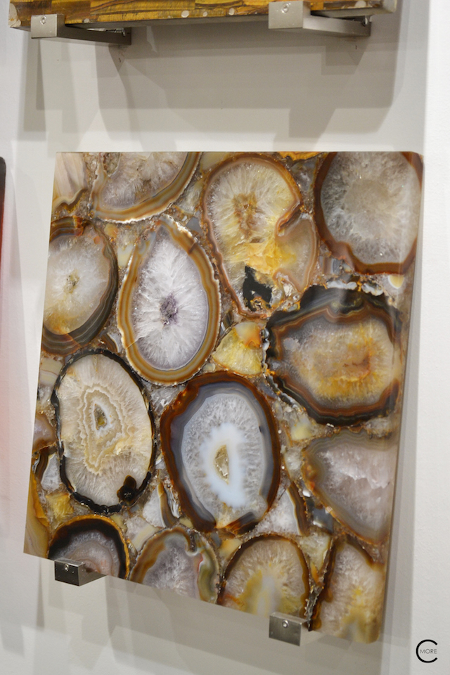 Gem stones inspiration | Material Heaven | Fameed Hkalique London | visited with Modenus #LondonBlogtour #Designhounds | Luxury interior trend