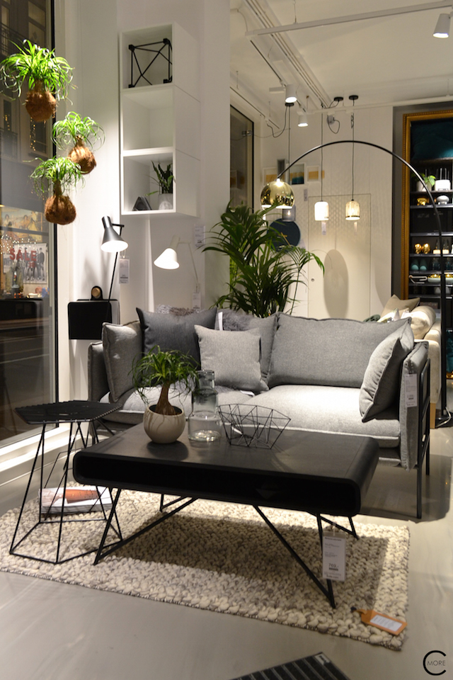 Bolia loves Amsterdam | Scandinavian design inspiration | © by C-More