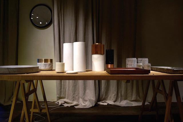 Minimal design by Michaël Verheyden @ Graanmarkt 13 Antwerp