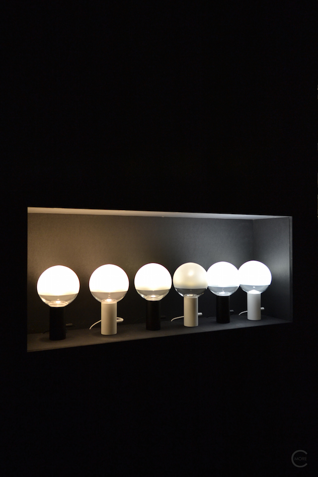 Thonet IMM Cologne 2016 | Kuula lamp | picture by C-More