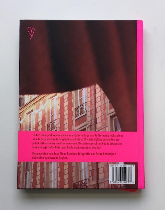 Bookreview Kookboek Proef de Liefde