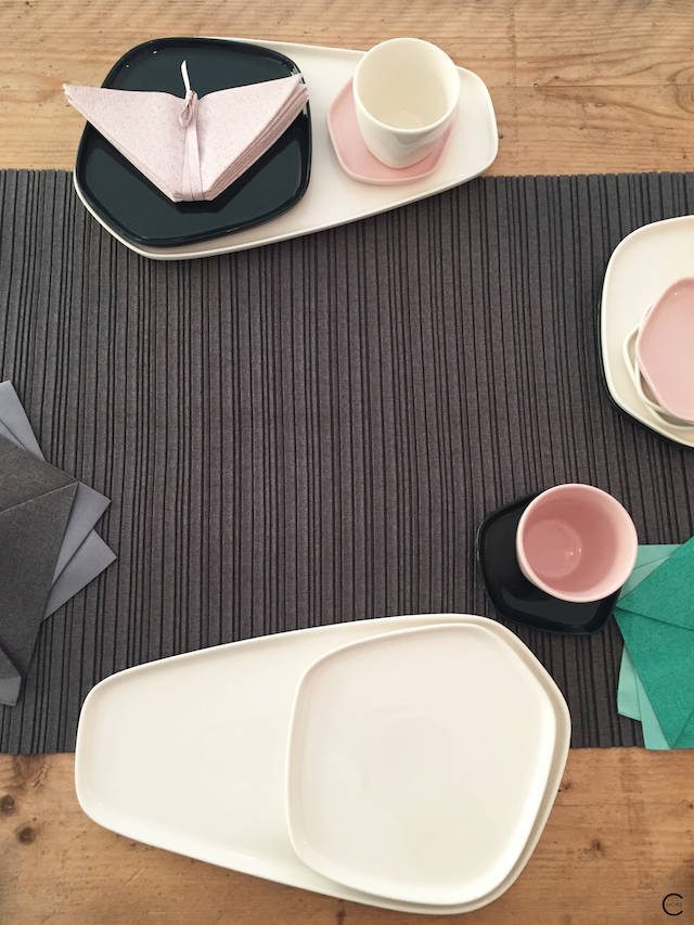 IIttala X Issey Miyake collection | picture by C-More