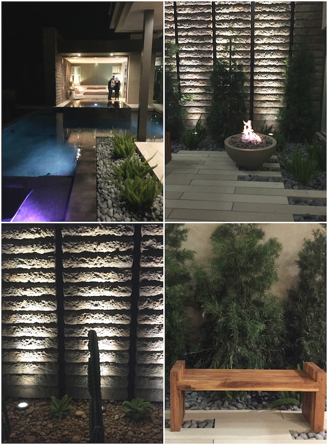 Outdoor | Garden | The New American Home Las vegas blogtourkbis 2016 | pictures by C-More