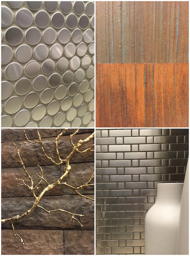 Bathroom | materials and tiles | The New American Home Las vegas blogtourkbis 2016 |pictures by C-More