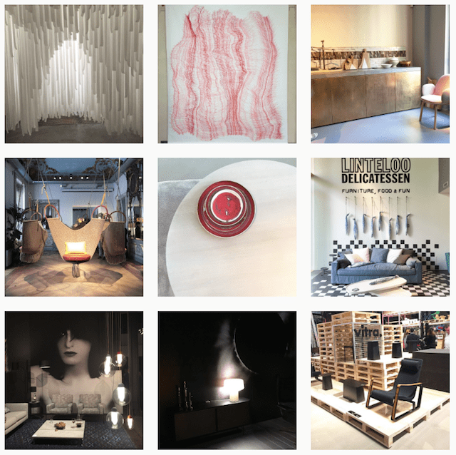 Milan designweek 2015 by C-More interiordesign blog on Instagram