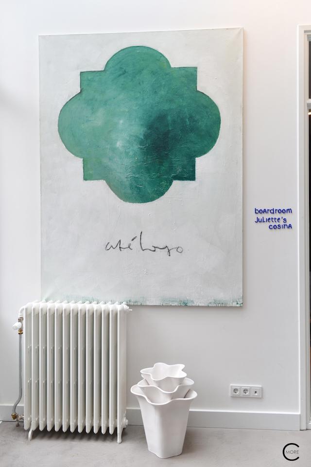 Design Hotel Blue | Nijmegen NL | By C-More