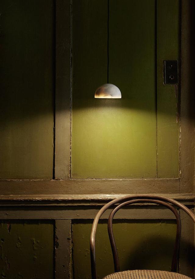 wrong.london | Hay | Flinders | new Lighting fixtures designs | marble pendant