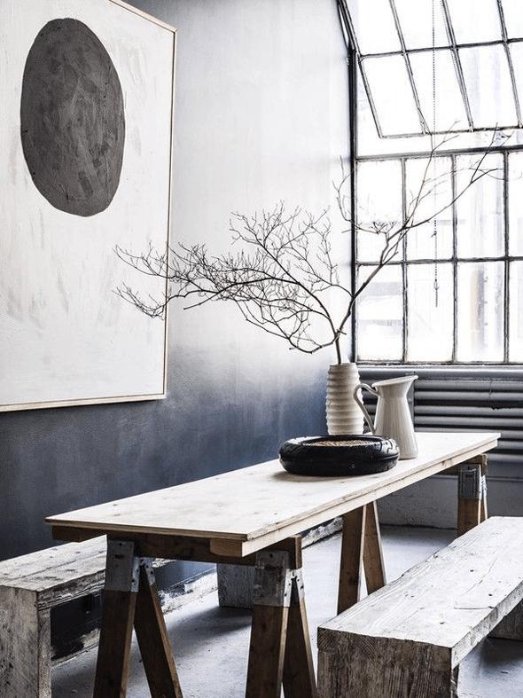 Bank bij de eettafel creert ruimte in jouw eethoek