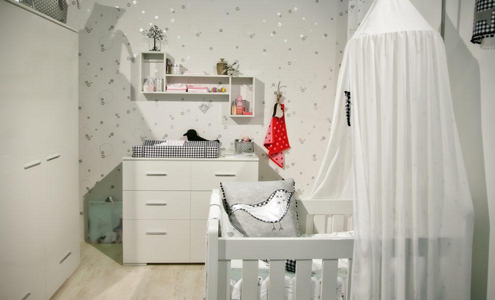 De babykamer inrichten Tips  inspiratie