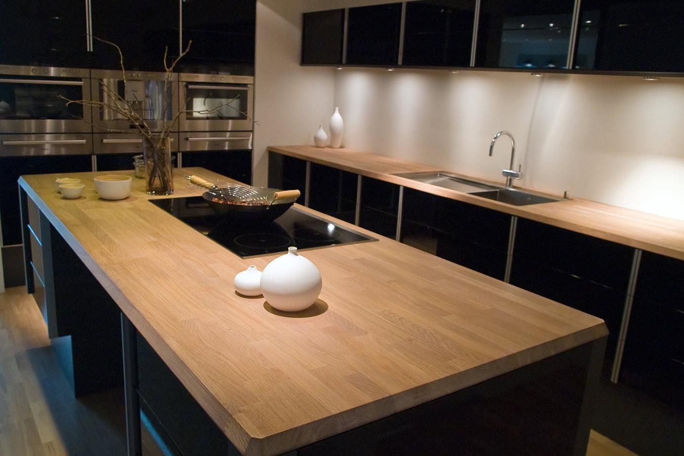 Houten werkblad in de keuken  Tips  soorten hout